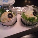 ナポリの窯 - プチ北海道ポテトサラダでございます