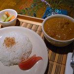 Tef Cafe - カレー(並)