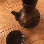 カクニマル - 日本酒1合 600円 可。