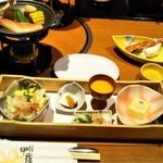 岡山甲羅本店 - タラバ蟹コース