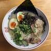 壱番亭 - 料理写真:ラーメンにサービスの煮タマゴ追加