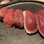 肉ずしと酒肴 じゅげむ  -