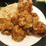 桂園 - 鶏の唐揚げ