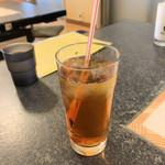 海老専家 - ウーロン茶