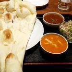 タラキッチン - カレー2種セット:980円