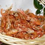 仁の字 - 料理写真:サクサク、プリプリの川えび