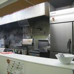トナリ - キッチン