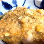 萬福 - 親子丼と半玉うどんのセット