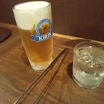 ホルモンキング - ビールと焼酎