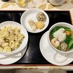 104123738 - 麺飯セットランチ(平日ランチ)