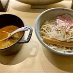 麺や高倉二条 - カレーつけ麵