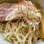 麺や高倉二条 - つけ麵の麺