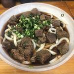 今浪うどん - 肉肉うどん(中)