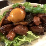 104125396 - 甲府鳥もつ煮(小・お一人様用)530円