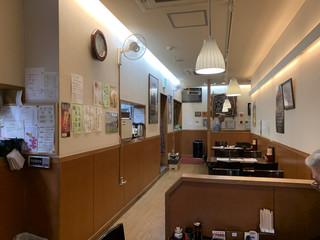 奥藤本店 甲府駅前店 - 内観