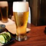 ポロ助 - KIRIN一番搾り 生ビール