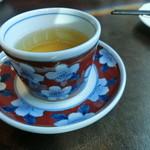 盤古殿 - ジャスミン茶