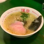 琉球新麺 通堂 -