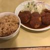 MOBU - 料理写真:モブ焼飯・チーズかつ(単品)