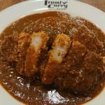 Izumi Curry - トンカツカリー