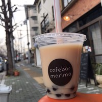 カフェバー マリモ-テイクアウト タピオカドリンク ミルクティー ¥330