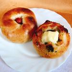 小さなパン屋 teto - 料理写真: