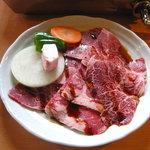 10414629 - 焼肉定食(牛)