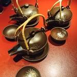 鉄板焼 黒田屋 - 土瓶蒸し