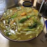 みのや - カレー丼(並)