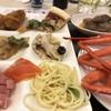 鬼怒川御苑 - 料理写真:夕食バイキング