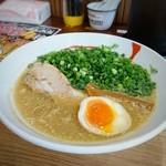 湾岸ラーメン食堂 - ネギラーメン[¥790]