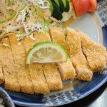 姫松屋 - 料理写真:とんかつ
