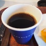 コンフィチュール アッシュ - 温泉コーヒー