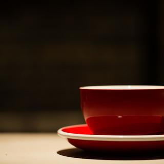 バリスタが作る至高のコーヒー