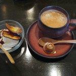 食と酒 いちたろう - デザート&コーヒー