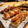 もつ焼き 豚星 - 料理写真: