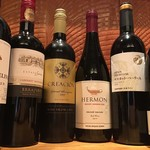 The四季處 飛来 - 赤ワイン