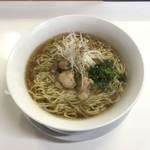 佐藤商店 - 料理写真:鶏中華そば 大盛 600円