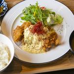 げんかつぎ - チキン南蛮定食