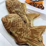 澤屋 - 天然たい焼き 130円/個
