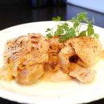 ローズマリー香る 鶏もも肉のほろほろ煮
