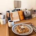 うのまち珈琲店 - 食器やカトラリーもオリジナル☆彡世界観が好き。