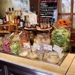 マリノ - 新鮮野菜のサラダバー