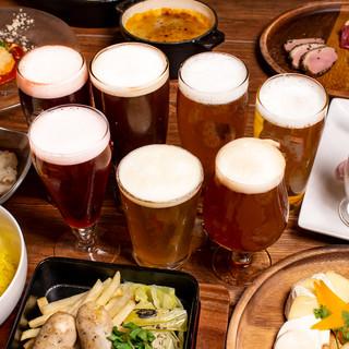 メディア注目の『クラフトビール』を天王寺駅近で