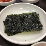 赤坂一龍 - 韓国のり
