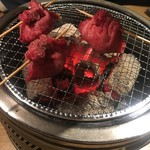 個室 炭火焼肉 有田牛 -