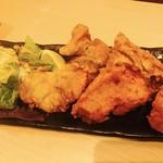 食酒 田樹 - 鶏の唐揚げ