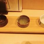 食酒 田樹 - 日本酒飲み比べ