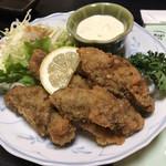 酒房 きさらぎ - 牡蠣フライ