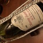 エシェゾー - グラスワイン